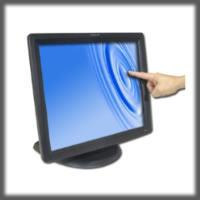 Touch Monitors for POS Systems